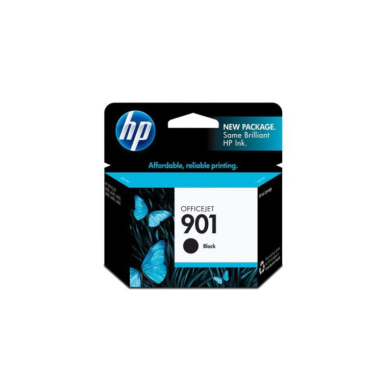 HP - HP 901 Noir - CC653AE prix tunisie