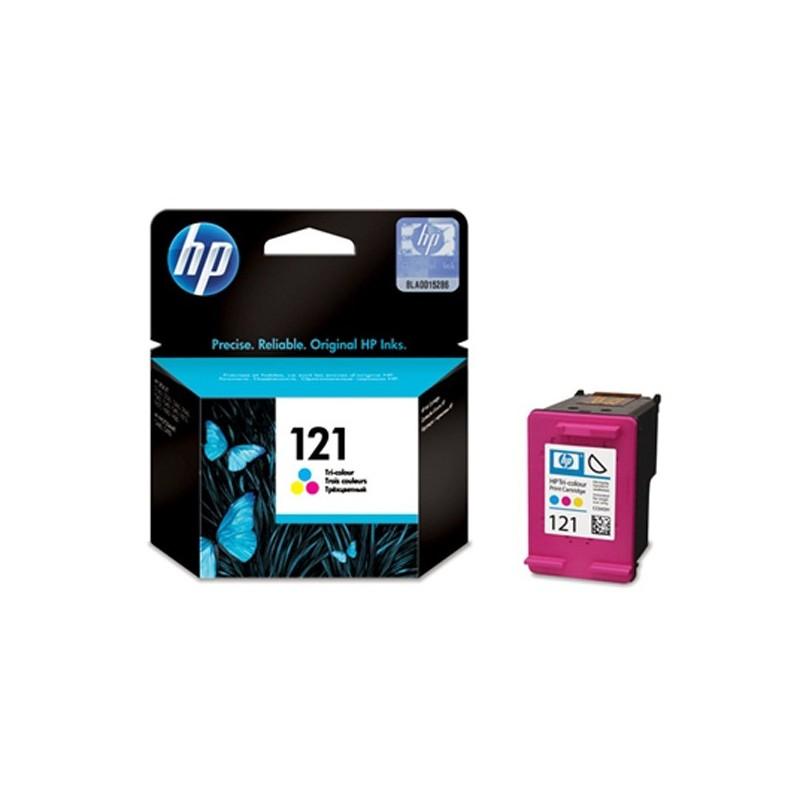 HP - HP 121 Couleur - CC643HE prix tunisie