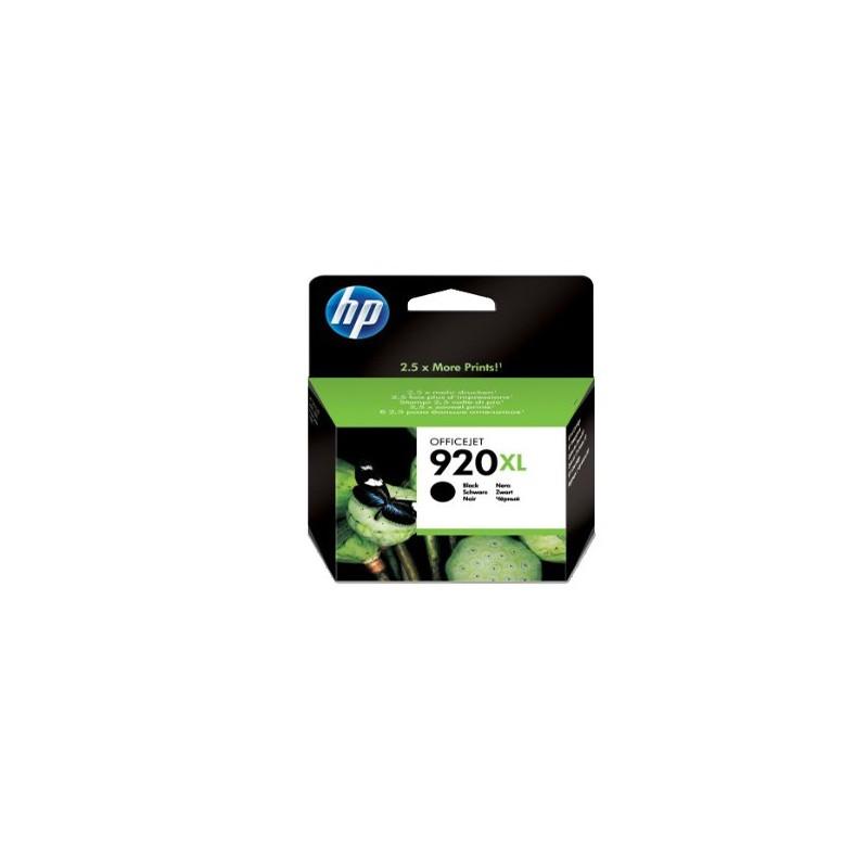 HP - 920XL Noir - CD975AE prix tunisie
