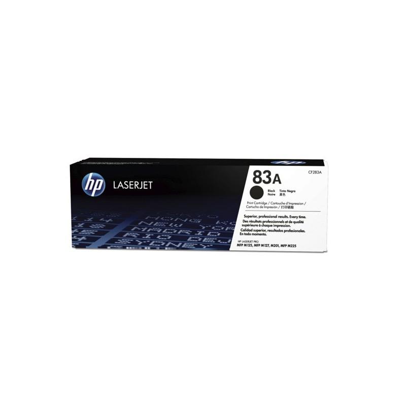 HP - 83A Noir - CF283 prix tunisie