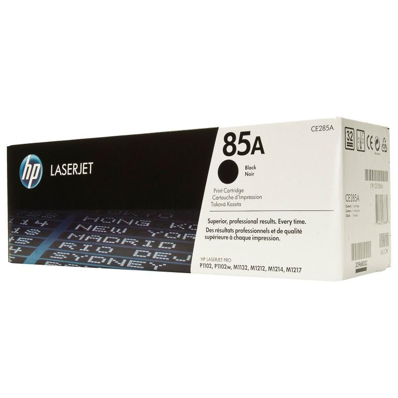 HP - LaserJet 85A Noir - CE285A prix tunisie