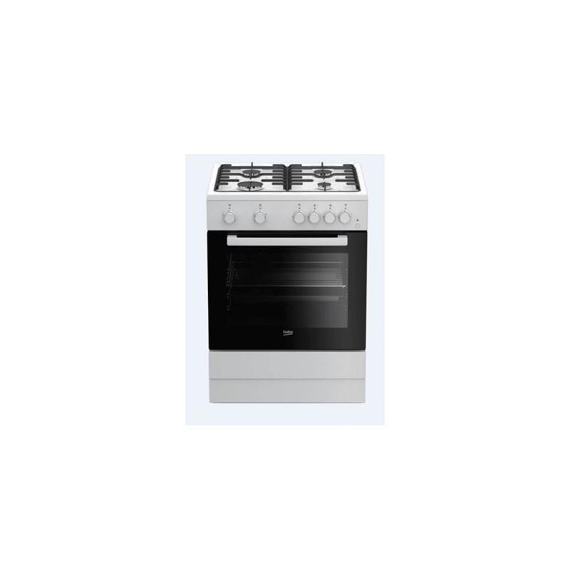 BEKO - Cuisinière FSGT62110GW Blanc prix tunisie