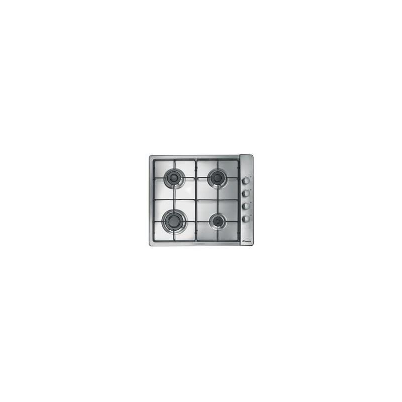 CANDY - Table de cuisson 60 CM 4 feux INOX - CLG64PX prix tunisie