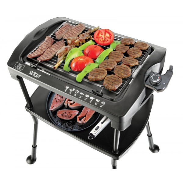SINBO - Barbecue Électrique sur pieds SBG-7102A prix tunisie
