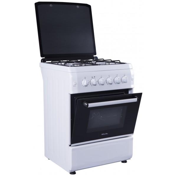 MONTBLANC - Cuisinière REB 6060 Blanc prix tunisie