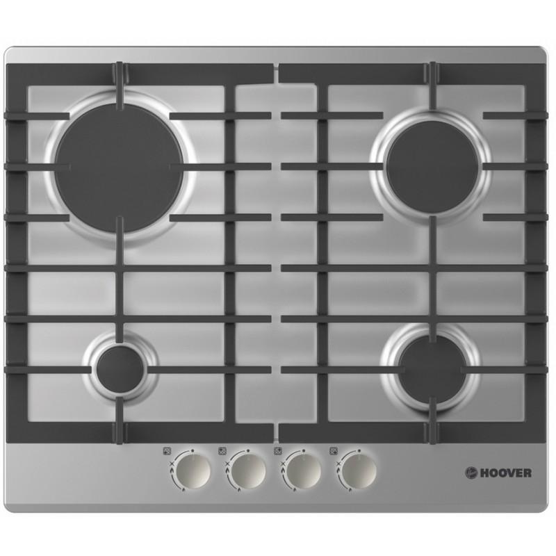Hoover - Plaque de cuisson HGH64SCEX en Acier Inoxydable 60cm prix tunisie