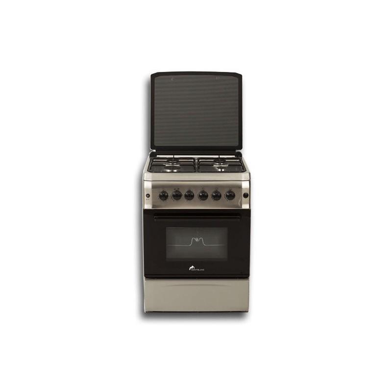 MONTBLANC - Cuisinière REX 6060 4 feux Inox prix tunisie