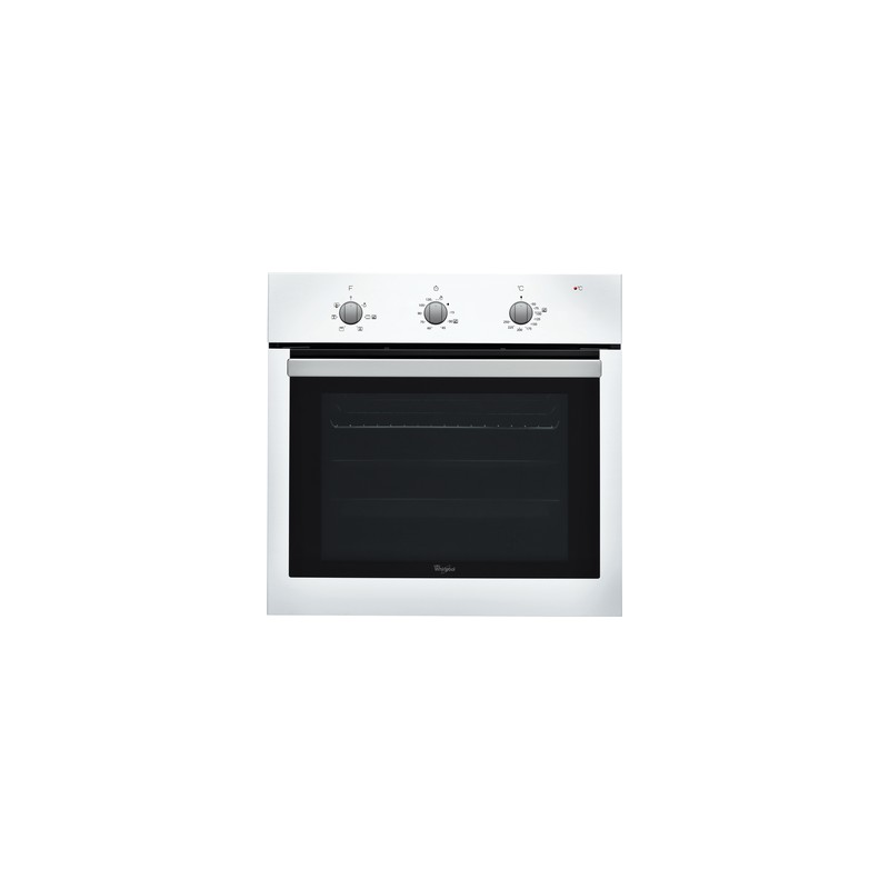 baee3bf3925bce Whirlpool Four encastrable Whirlpool AKP 738 WH 65L blanc au ...