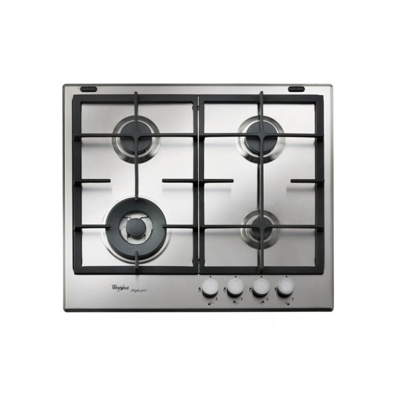 Whirlpool - Table de cuisson GMA 6422/IXL 4 feux inox ixelium prix tunisie