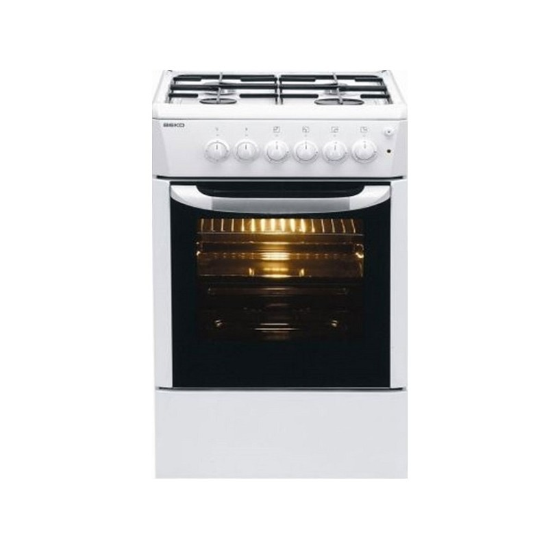 BEKO - Cuisinière CSE52010GW 50x60cm Blanc prix tunisie