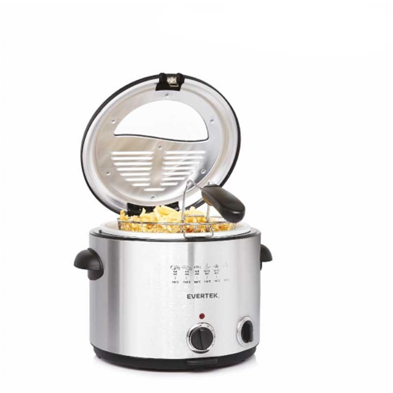 EVERTEK - Friteuse Too Tasty KFR16025X 1600W prix tunisie