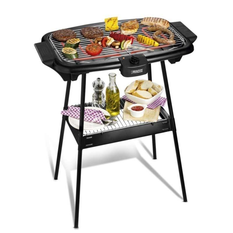 PRINCESS - Barbecue Electrique 112247 2000W - Noir prix tunisie