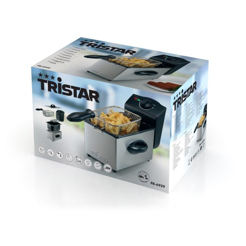 Tristar FRITEUSE CAPACITé 1,75L CORPS INOX - FR-6929 3