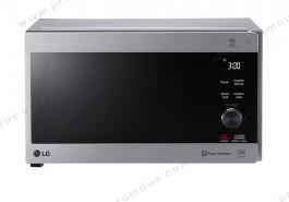 LG - Four micro-ondes grill Smart Inverter 42L 1200 W afficheur LED MH8265CIS prix tunisie