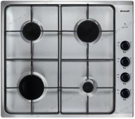 Brandt - Table de cuisson à gaz BPE6410 4 feux, thermocouple, allumage intégré prix tunisie