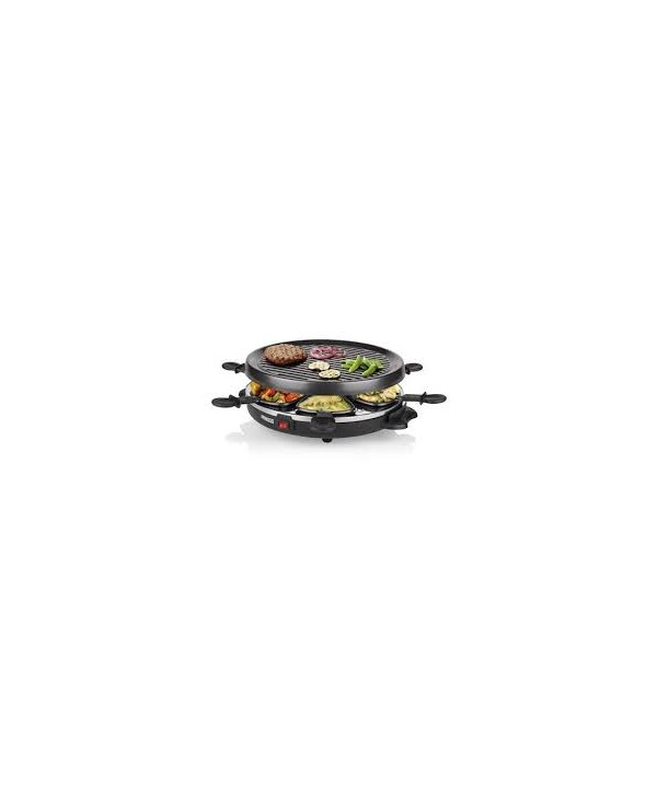 PRINCESS - RACLETTE RONDE 162725 800W prix tunisie
