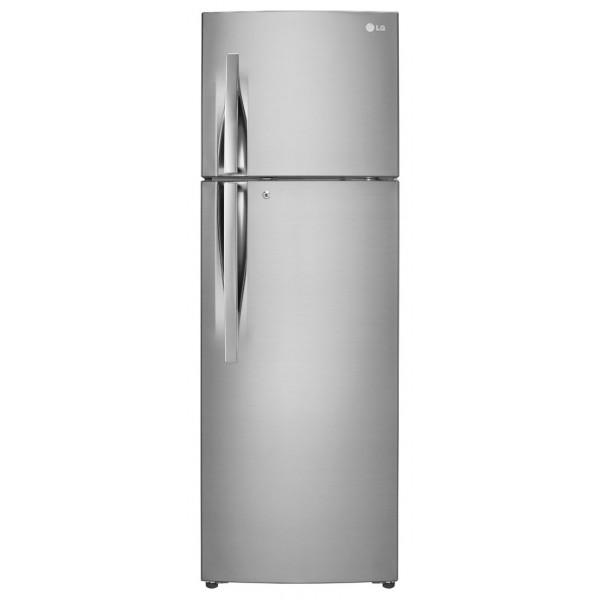 LG - Réfrigérateur No Frost 370L Acier brillant prix tunisie