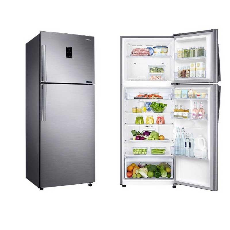 SAMSUNG - Réfrigérateur RT44K5452SP Twin Cooling Plus 440L Silver prix tunisie