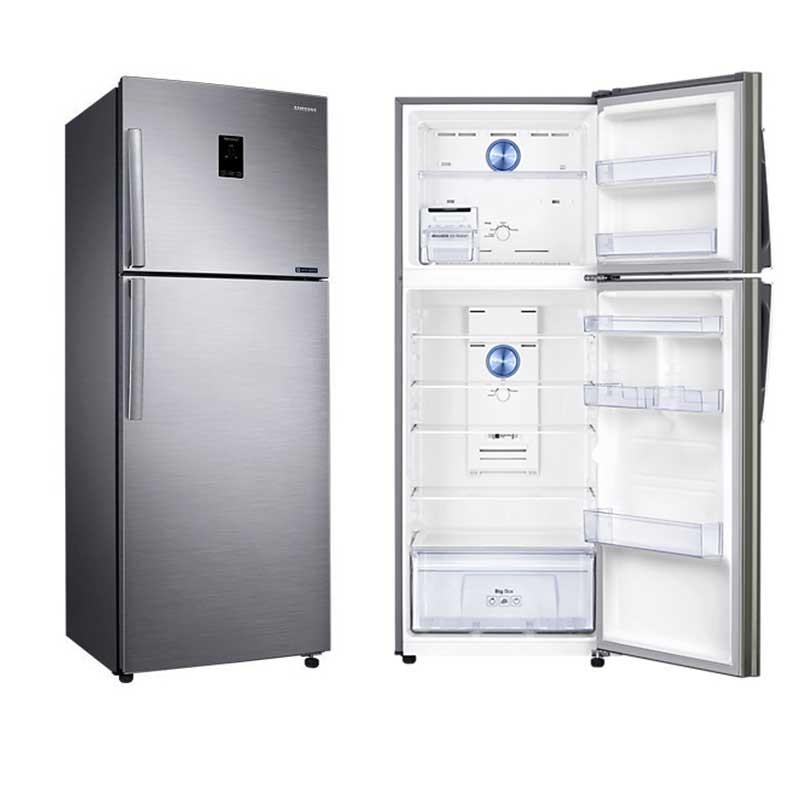 SAMSUNG - Réfrigérateur RT50 Twin Cooling Plus 500L Silver prix tunisie