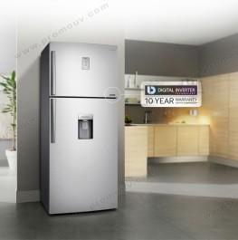 SAMSUNG - Réfrigérateur RT81K7110SL Twin Cooling 583L prix tunisie