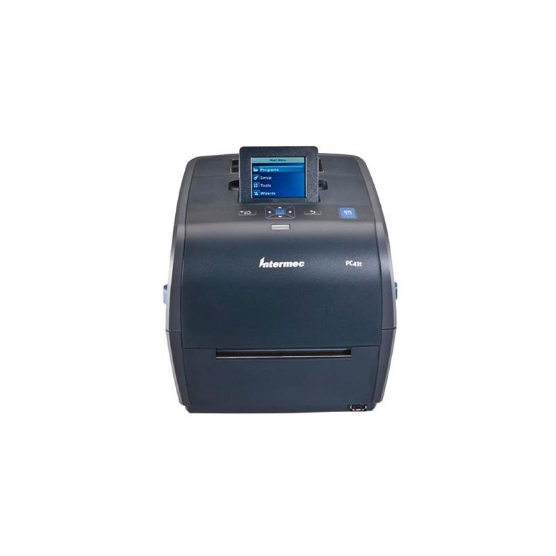 HONEYWELL Imprimante d'étiquettes Intermec PC43t Monochrome - PC43TA00100202 1