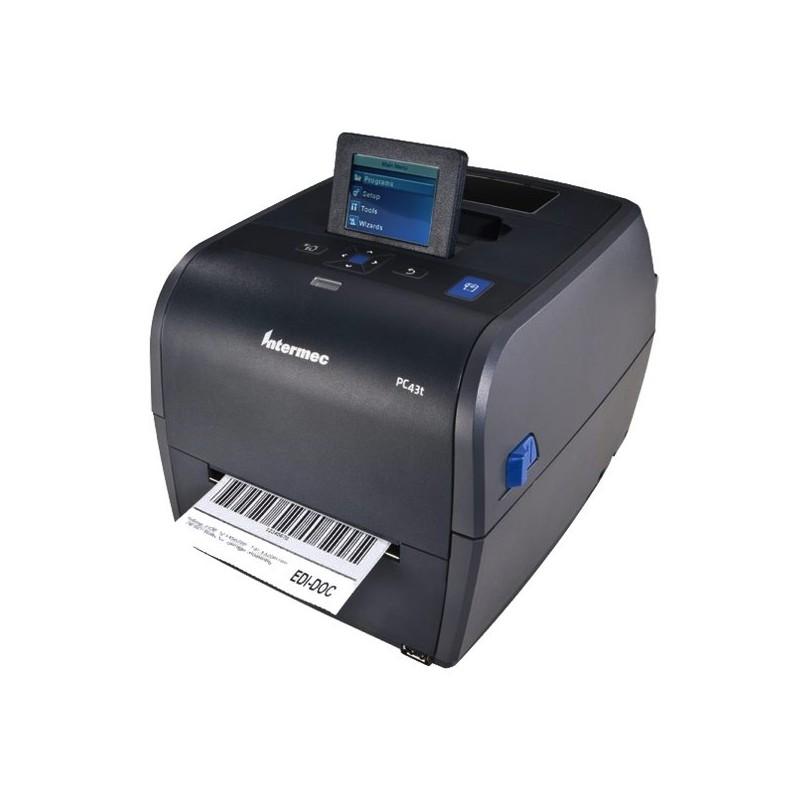 HONEYWELL Imprimante d'étiquettes Intermec PC43t Monochrome - PC43TA00100202 2
