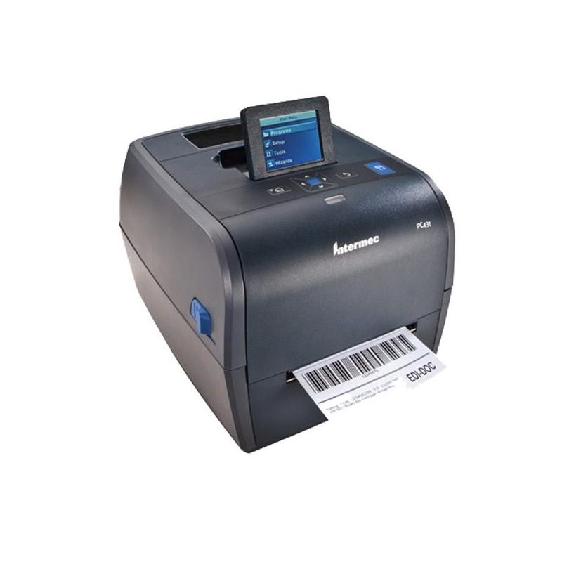 HONEYWELL Imprimante d'étiquettes Intermec PC43t Monochrome - PC43TA00100202 3