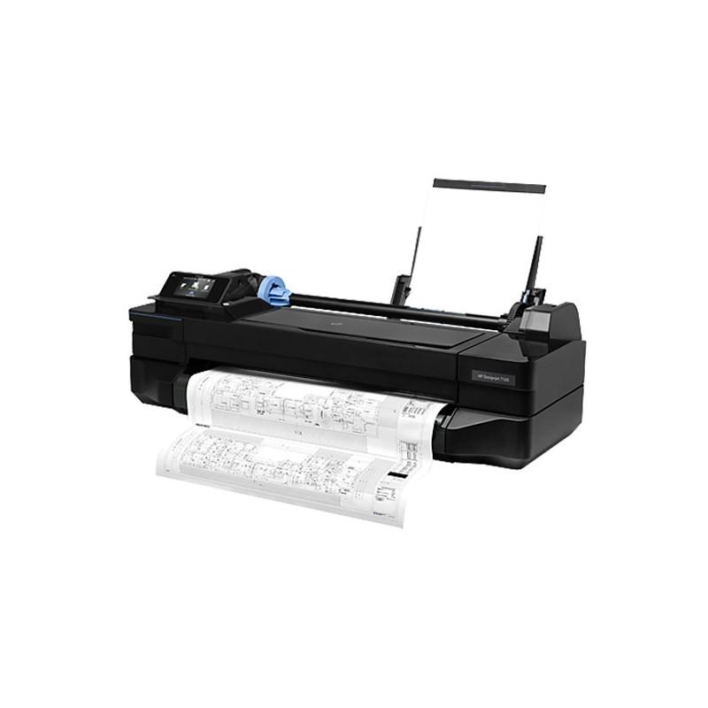 HP - ePrinter Designjet T120 24