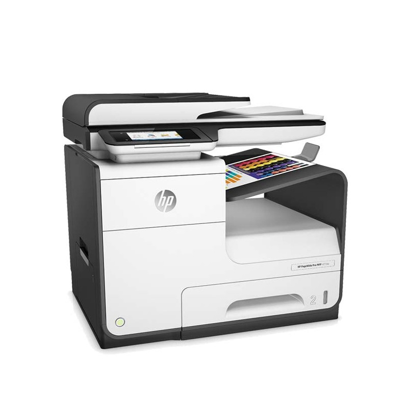 HP - PageWide Pro 477dw Couleur - WiFi prix tunisie