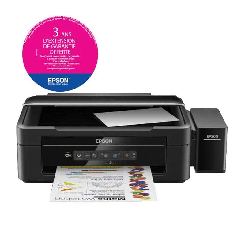 epson imprimante multifonction l386 couleur wifi. Black Bedroom Furniture Sets. Home Design Ideas