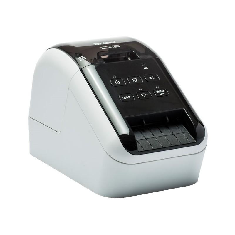 BROTHER - Imprimante d'étiquettes QL-810W / Wifi - USB prix tunisie