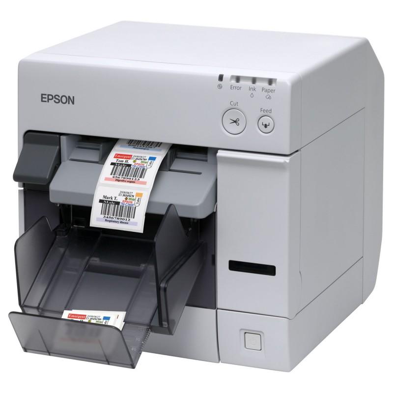 EPSON - Imprimante Point de vente TM-C3400 USB prix tunisie
