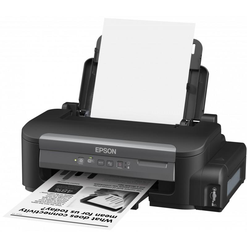 EPSON - Imprimante à réservoir intégré Epson WorkForce M105 - C11CC85401 prix tunisie