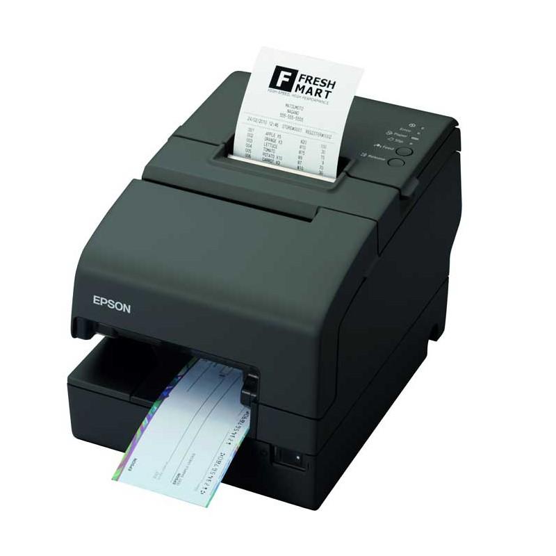 EPSON Imprimante ticket monochrome tm-h6000iv series - c31cb25906 1