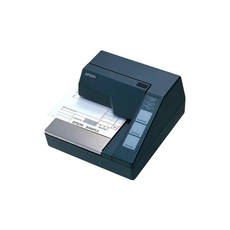 EPSON - Imprimante point de vente tm u295 série noir prix tunisie