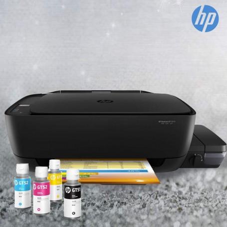 HP -  IMPRIMANTE MULTIFONCTION JET D'ENCRE COULEUR 3 EN 1 DESKJET GT5810 prix tunisie