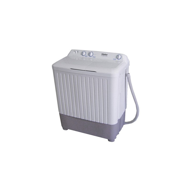 HAIER - Machine à laver semi Automatique 8 Kg - Blanc prix tunisie