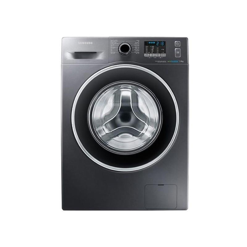 samsung machine laver wf70f5ehw4x eco bubble 7kg silver au meilleur prix en tunisie sur. Black Bedroom Furniture Sets. Home Design Ideas
