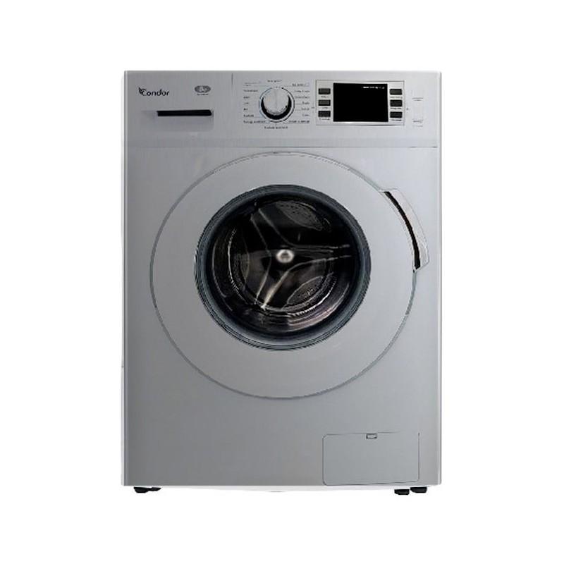 CONDOR - Machine à laver Frontale CWD1408-M11G 8 Kg - Silver prix tunisie