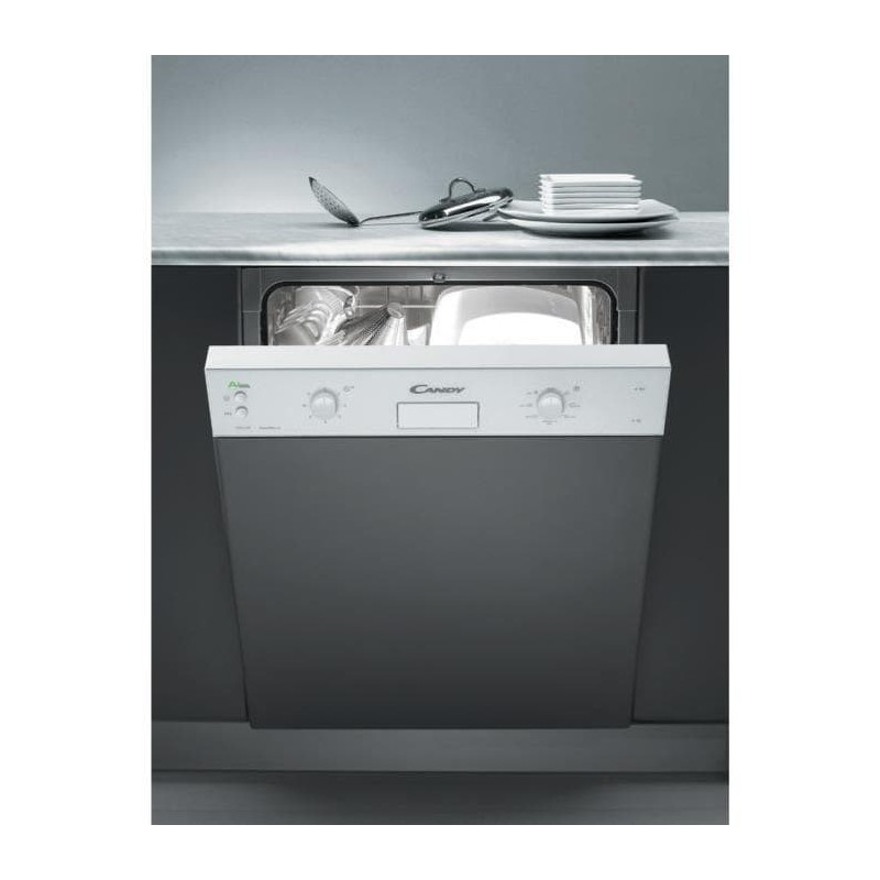 CANDY - Lave Vaisselle CDS2D36X-47 13 Couverts prix tunisie