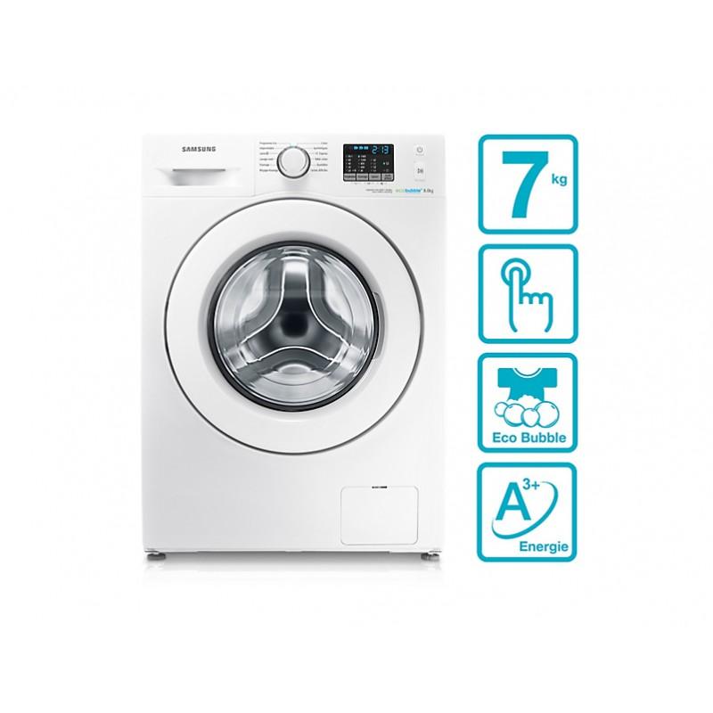 SAMSUNG - Machine à laver EcoBubble,Blanc 7kg prix tunisie