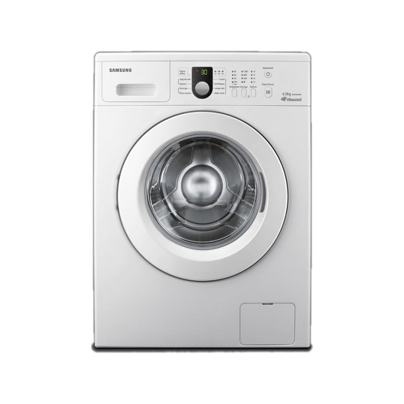SAMSUNG - Machine à laver WF1762W5SU 7.6KG prix tunisie