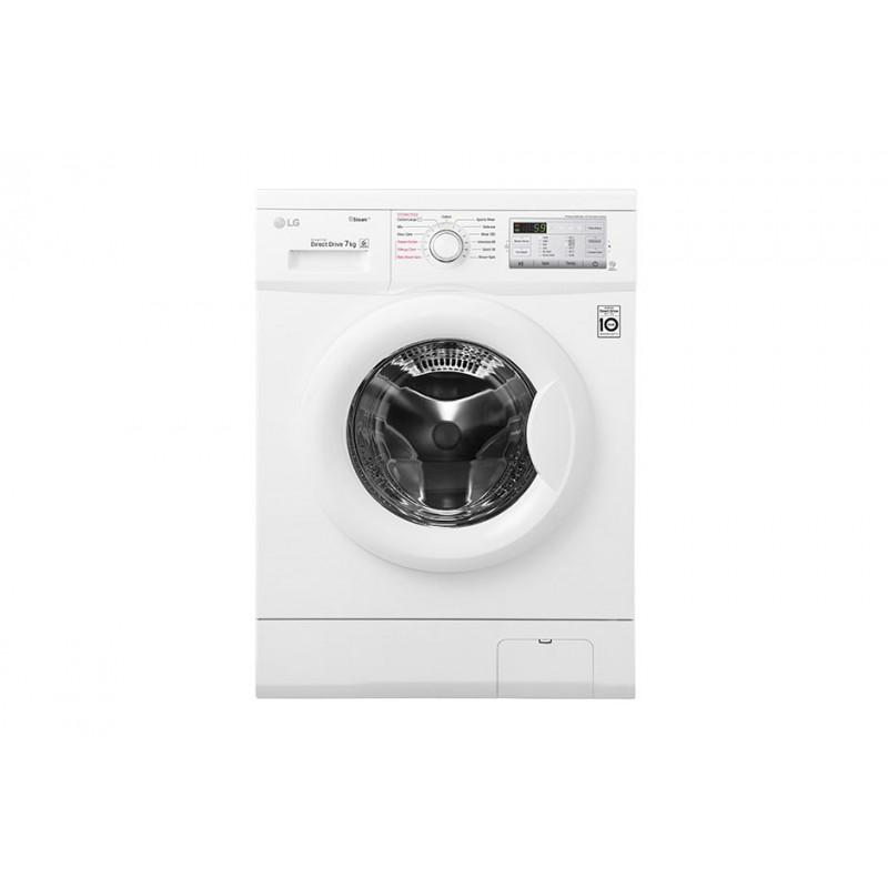 LG - Machine à laver Direct Drive Six Motion 7kg FH2G7QDY prix tunisie