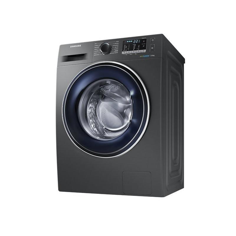 samsung machine laver eco bubble ww70j5555fx 7 kg inox. Black Bedroom Furniture Sets. Home Design Ideas