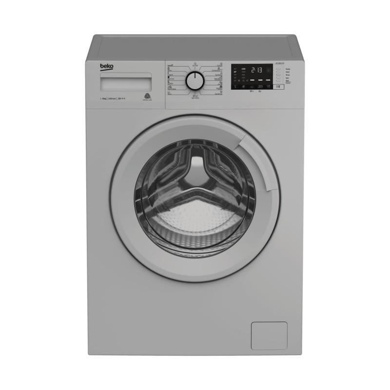 BEKO - MACHINE à LAVER WTV 8612XSS- 8 KG SILVER prix tunisie