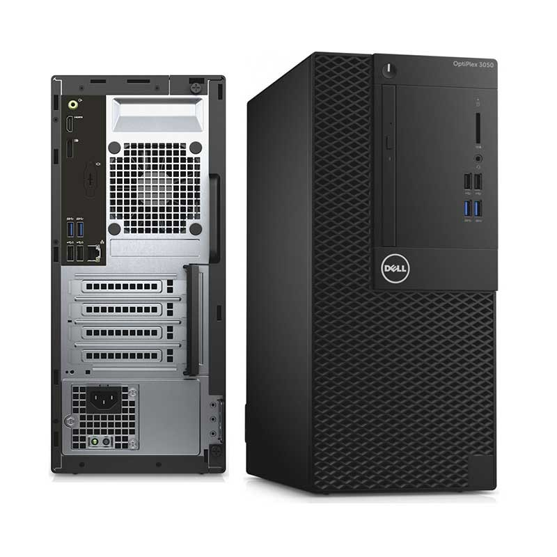DELL - PC DE BUREAU OPTIPLEX 3050 MT I7 7è GéN 4GO 500GO (338-BHUH) prix tunisie