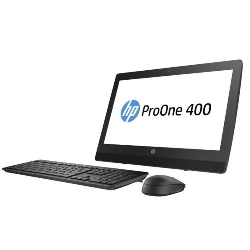 HP - PC DE BUREAU ALL IN ONE PROONE 400 G3 I3 7è GéN 4GO 500GO (2KL57EA) prix tunisie