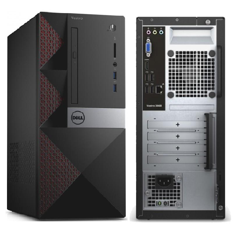 DELL - PC DE BUREAU VOSTRO 3667 I3 6é GéN 4GO 500GO prix tunisie