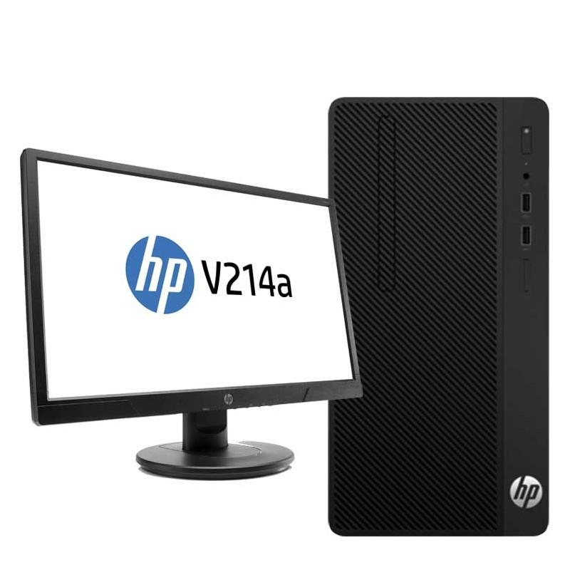 HP - PC DE BUREAU MICROTOUR 290 G1 DUAL CORE 4GO 500GO (1QN03EA) prix tunisie