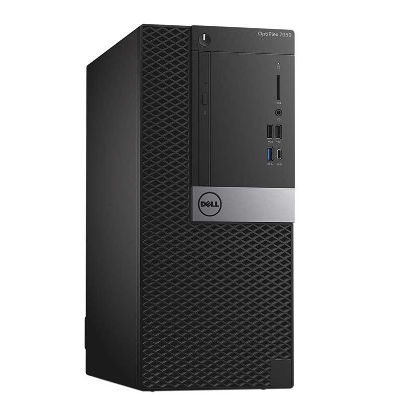 DELL - PC DE BUREAU OPTIPLEX 7050MT I7 7è GéN 4GO 1TO (S028O7050MTUMEA) prix tunisie
